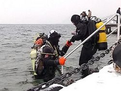 Олимпийский факел готовят к погружению в воды Байкала