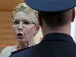 Тимошенко готова пожертвовать собой ради Европы