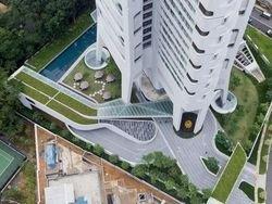 Новость на Newsland: В Сингапуре строят экологичный небоскреб