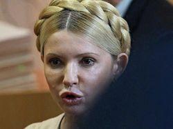 Тимошенко объявила голодовку, требуя интеграции с ЕС