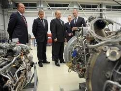 Новость на Newsland: Путин: двигателестроение не должно зависеть от импорта
