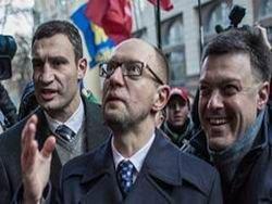 Новость на Newsland: СМИ сообщили о формировании временного правительства на Украине