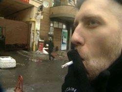 Новость на Newsland: Депутаты желают запретить курение на остановках и в переходах