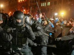 Новость на Newsland: Штурм Банковой - это война между Левочкиным и МВД
