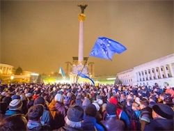 Реакция прорасеян на Евромайдан   зависть и страх