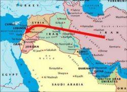 Катар газопровод в европу