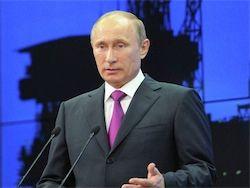 Путин заявил о запуске новой индустриализации