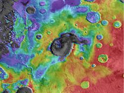 Доказано NASA: на Марсе были реки и озера