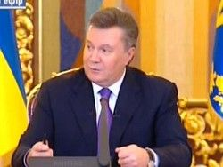 Янукович снизил тарифы на ЖКХ для украинцев