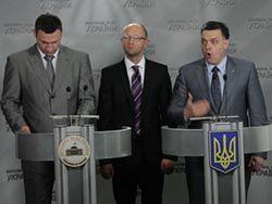 Новость на Newsland: Оппозиция Украины призвала прийти на воскресное Вече