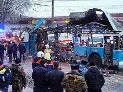 Новость на Newsland: В троллейбусе в Волгограде произошел взрыв, погибли 10 человек