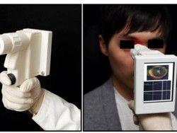 Портативный сканер сделает проверку зрения