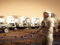 Выбраны 1058 человек, которые могут первыми отправиться на Марс