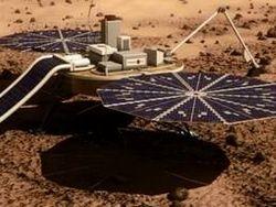 Модуль Mars One высадится на Марсе в 2024 году