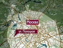 В Москве ночью полицейским пришлось применить оружие