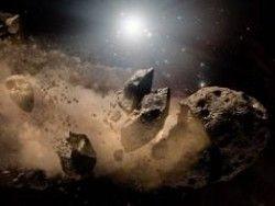 Ученые зафиксировали падение астероида 2014 АА на Землю