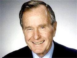 Джорж Буш: потеря Украины – благо для русских