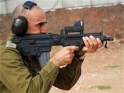 """Израильский """"Тавор"""" получил приз """"винтовка года"""" в США"""