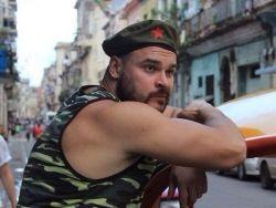 Неонацист Тесак скрылся от российской полиции на Кубе