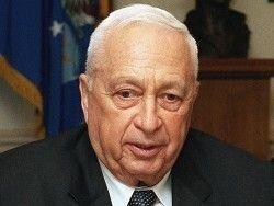 Умер Ариэль Шарон