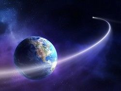 Комета поможет раскрыть тайну зарождения жизни на Земле