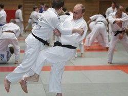 Новость на Newsland: Путин — сильнейший из глав государств в спортивных единоборствах