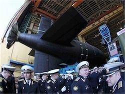 СМИ: Россия стала лидером по технологиям в подводном флоте