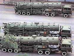 Новой китайской ракете не страшна американская ПРО