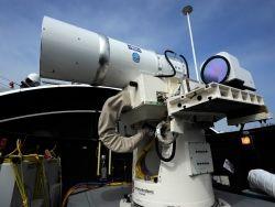 """Израиль разработал лазерную систему ПРО """"Железный луч"""""""