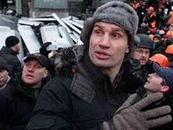 Виталий Кличко: на Украине может начаться гражданская война