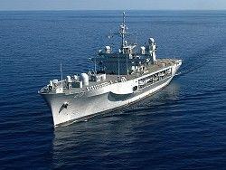 Два американских военных корабля находятся в Чёрном море