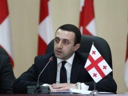 Ираклий Гарибашвили, премьер-министр Грузии