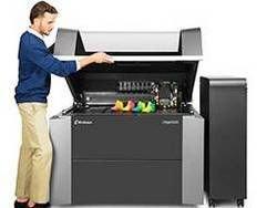 Новый 3D-принтер сочетает разные материалы