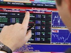 Паника не только на валютном, но и на фондовом рынке