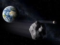 Для борьбы с астероидами создана новая организация