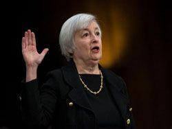 Йеллен вступила в должность председателя ФРС США