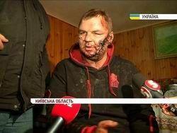 В Вильнюс доставлен украинский активист Булатов