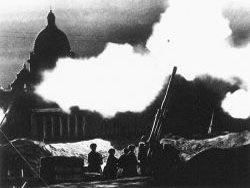 Немецкого кольца вокруг Ленинграда не было!
