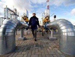 """""""Газпром"""": долг Украины за газ в январе вырос на четверть"""