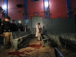 В пакистанском кинотеатре от взрыва погибли 5 человек