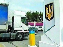 Украинские таможенники не пустили в Киев гуманитарный груз