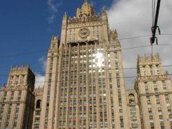 Советник посольства США вызван в МИД России
