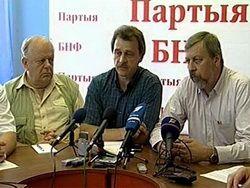 Пропущенные шайбы белорусской оппозиции