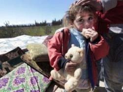 Из Оша в Сирию... с детьми