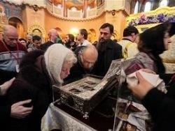 Дарам волхвов в РФ, РБ и на Украине поклонились более 1,6 млн