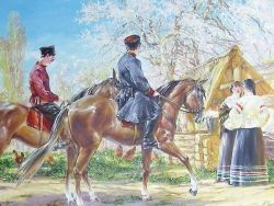Освоение Кубани казаками: страницы истории
