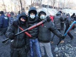 О том, как начинался и продолжался разгром на Майдане