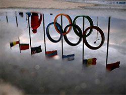 Олимпийская информационная война