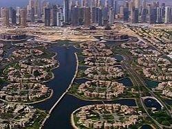 В ОАЭ организуют климат-контроль на своих искусственных островах