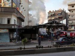 Сирия: при миномётном обстреле школы погибли дети